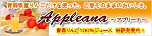青森県産りんごだけを使った自然そのままの美味しさ